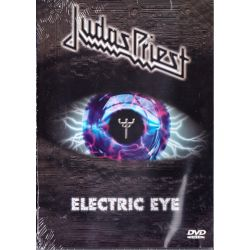 JUDAS PRIEST - ELECTRIC EYE (1 DVD)