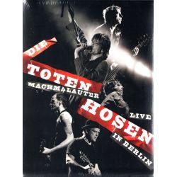DIE TOTEN HOSEN - MACHMALAUTER - LIVE IN BERLIN (1 DVD)