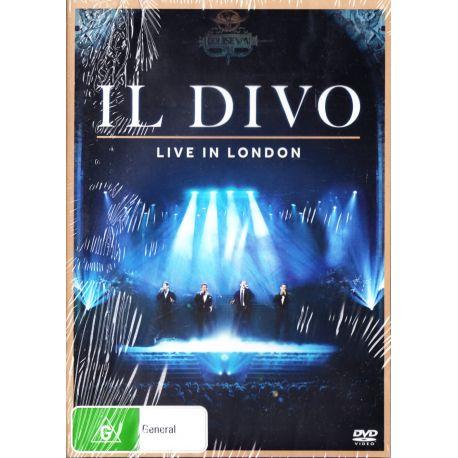 IL DIVO - LIVE IN LONDON (1 DVD)