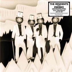 RESIDENTS - ESKIMO DECONSTRUCTED (2 LP + 1 CD) - 40TH ANNIVERSARY