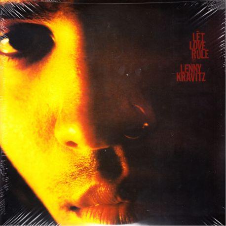 KRAVITZ, LENNY - LET LOVE RULE (2 LP) - 180 GRAM PRESSING