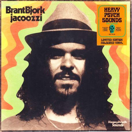 BJORK, BRANT - JACOOZZI (1 LP) - LIMITED EDITION SPLATTER VINYL PRESSING