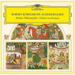 Rimsky-Korsakov - Scheherazade: Berliner Philharmoniker, Herbert Von Karajan (Vinyl LP)