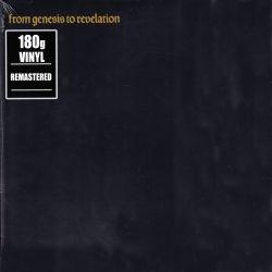 GENESIS - FROM GENESIS TO REVELATION (1LP) - 180 GRAM PRESSING