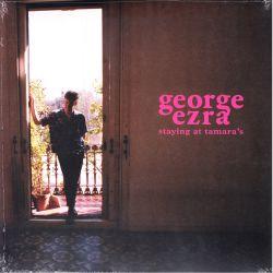 EZRA, GEORGE - STAYING AT TAMARA'S (1 LP + 1 CD)