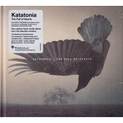 KATATONIA - THE FALL OF HEARTS (CD + DVD) - DELUXE EDITION