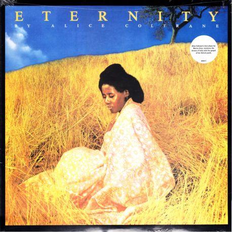 COLTRANE, ALICE - ETERNITY (1 LP) - WYDANIE AMERYKAŃSKIE