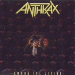 ANTHRAX - AMONG THE LIVING - WYDANIE AMERYKAŃSKIE