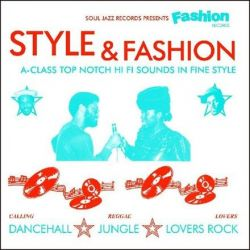 Style and Fashion: Soul Jazz Records presents Fashion Records - Various Artists (Vinyl 2LP)