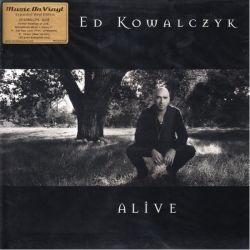 "KOWALCZYK, ED (LIVE) - ALIVE (1LP+7\"") - MOV EDITION - 180 GRAM PRESSING"