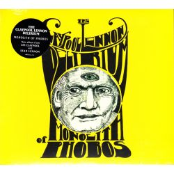 CLAYPOOL LENNON DELIRIUM, THE - MONOLITH OF PHOBOS (1 CD) - WYDANIE AMERYKAŃSKIE