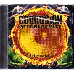 CORROSION OF CONFORMITY - DELIVERANCE (1 CD) - WYDANIE AMERYKAŃSKIE