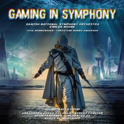 DANISH NATIONAL SYMPHONY - GAMING IN SYMPHONY (1 LP) - 180 GRAM PRESSING