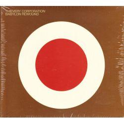 THIEVERY CORPORATION - BABYLON REWOUND (1 CD) - WYDANIE AMERYKAŃSKIE