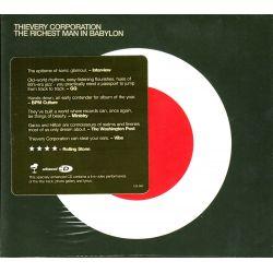 THIEVERY CORPORATION - THE RICHEST MAN IN BABYLON (1 CD) - WYDANIE AMERYKAŃSKIE