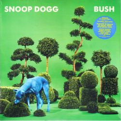SNOOP DOGG - BUSH (1 LP) - BLUE VINYL PRESSING
