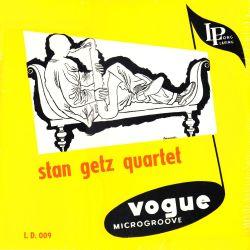 STAN GETZ QUARTET, THE - THE STAN GETZ QUARTET (1 LP)