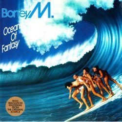 BONEY M. - OCEANS OF FANTASY (1 LP)