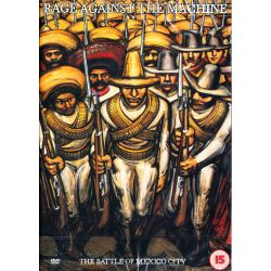 RAGE AGAINST THE MACHINE - THE BATTLE OF MEXICO CITY (1 DVD)