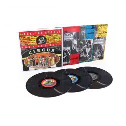 ROLLING STONES - ROCK & ROLL CIRCUS (3 LP)