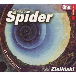 ZIELIŃSKI, WOJTEK- THE HEART OF SPIDER