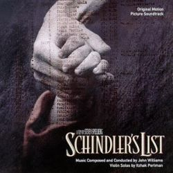 SCHINDLER'S LIST [LISTA SCHINDLERA] (1 CD) - JOHN WILLIAMS