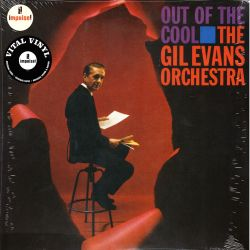 EVANS, GIL ORCHESTRA - OUT OF THE COOL (1 LP) - IMPULSE VITAL VINYL EDITION - 180 GRAM PRESSING