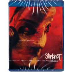 SLIPKNOT ‎– [SIC]NESSES: LIVE AT DOWNLOAD (1 BLU-RAY)