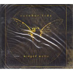 OCTOBER TIDE ‎– WINGED WALTZ ‎(1 CD)