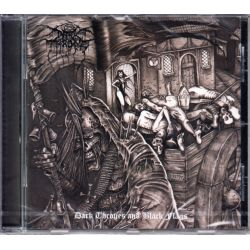 DARKTHRONE - DARK THRONES AND BLACK FLAGS ‎(1 CD)