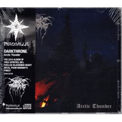 DARKTHRONE - ARCTIC THUNDER (1 CD)