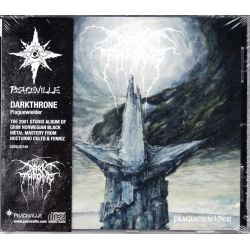 DARKTHRONE - PLAGUEWIELDER (1 CD)