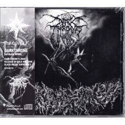 DARKTHRONE - SARDONIC WRATH (1 CD)