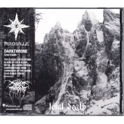 DARKTHRONE - TOTAL DEATH (1 CD)