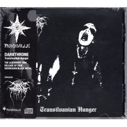DARKTHRONE - TRANSILVANIAN HUNGER (1 CD)