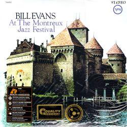 EVANS, BILL – AT THE MONTREUX JAZZ FESTIVAL (1 LP) - ANALOGUE PRODUCTIONS EDITION - 200 GRAM PRESSING - WYDANIE AMERYKAŃSKE