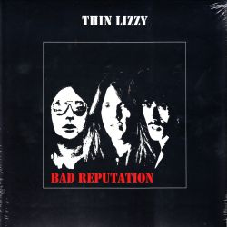 THIN LIZZY - BAD REPUTATION (1LP+MP3 DOWNLOAD) - BACK TO BLACK EDITION - 180 GRAM PRESSING