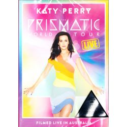 PERRY, KATY - THE PRISMATIC WORLD TOUR LIVE (FILMED LIVE IN AUSTRALIA) (1 DVD)