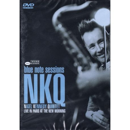 KENNEDY, NIGEL QUINTET – LIVE IN PARIS AT THE NEW MORNING (1 DVD)