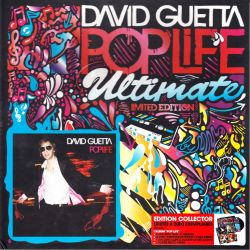 "GUETTA, DAVID - POP LIFE ULTIMATE (12"" SINGLE + 3 CD + 1 DVD) - LIMITED EDITION"