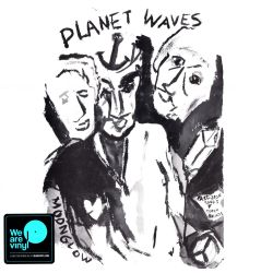 DYLAN, BOB ‎- PLANET WAVES (1 LP)