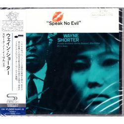 SHORTER, WAYNE - SPEAK NO EVIL (1 SHM-CD) - WYDANIE JAPOŃSKIE