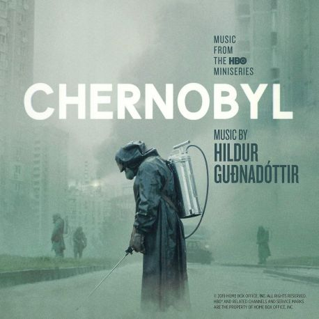 CHERNOBYL: MUSIC FROM THE HBO MINISERIES [CZARNOBYL] - HILDUR GUONADOTTIR (1 LP)