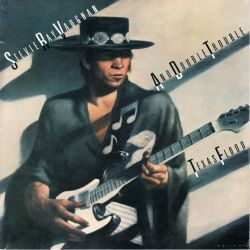 VAUGHAN, STEVIE RAY AND THE DOUBLE TROUBLE - TEXAS FLOOD (1LP) - MOV EDTION - 180 GRAM PRESSING