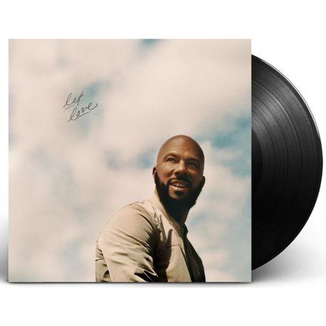 COMMON - LET LOVE (1 LP)