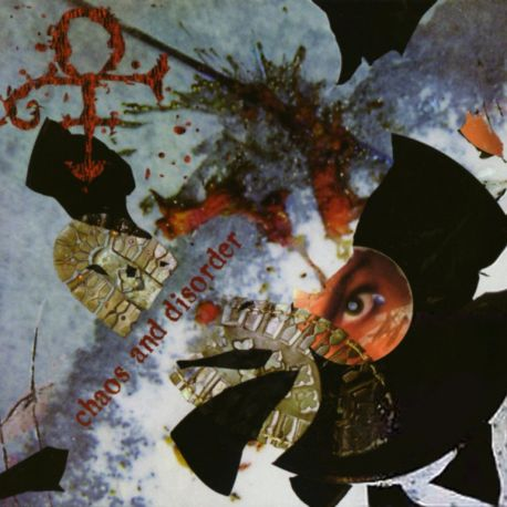ARTIST, THE [FORMERLY KNOWN AS PRINCE] - CHAOS AND DISORDER (1 LP)