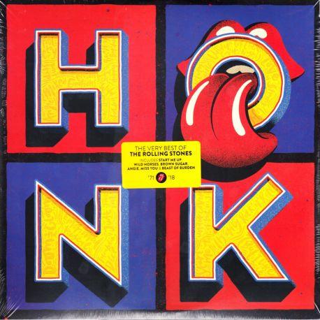 ROLLING STONES, THE - HONK (2 LP) - WYDANIE AMERYKAŃSKIE