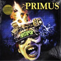 PRIMUS - ANTIPOP (2 LP) - LIMITED COLOR VINYL EDITION - WYDANIE AMERYKAŃSKIE