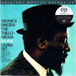 MONK THELONIOUS QUARTET, THE - MONK'S DREAM (1 SACD) - MFSL EDITION - WYDANIE AMERYKAŃSKIE