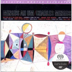 MINGUS, CHARLES - MINGUS AH UM (1 SACD) - MFSL EDITION - WYDANIE AMERYKAŃSKIE